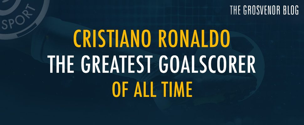 Cristiano Ronaldo: the greatest goalscorer of all time