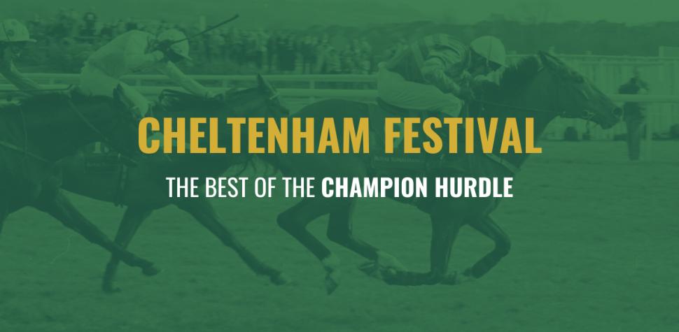 10 of the best Champion Hurdle winners at the Cheltenham Festival