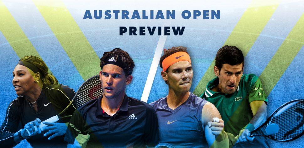 Grosvenor Sport Australian Open Preview