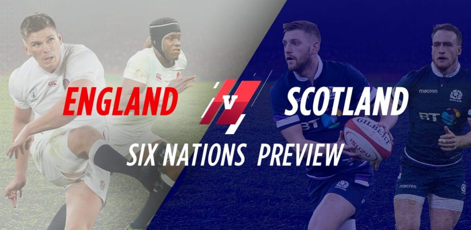 England v Scotland - Six Nations Preview with Grosvenor Sport