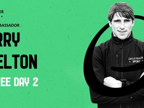 Harry Skelton previews Day 2 of the Grand National meeting